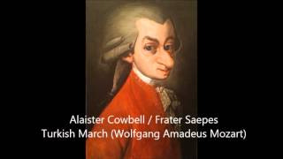 Video Turkish March (Wolfgang Amadeus Mozart)