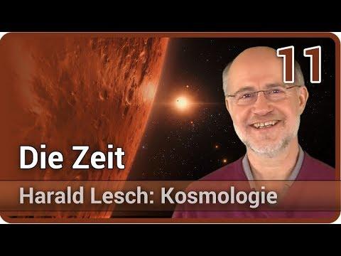 Harald Lesch • Die vierte Dimension: Was ist Zeit?   Kosmologie (11)