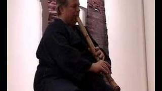 Omae Shakuhachi solo by Ronnie Nyogetsu Reishin Seldin