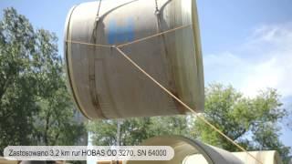 Koniec prac mikrotunelowych na budowie kolektora Burakowski Bis