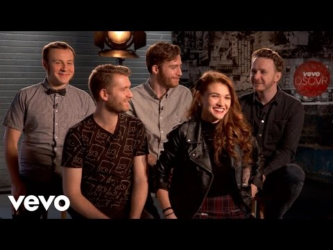 MisterWives - DSCVR Interview