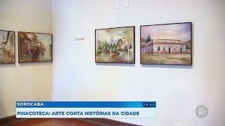 Sorocaba inaugura Pinacoteca e valoriza obras de artistas locais