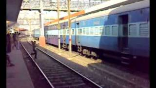Bharuch India  city pictures gallery : Bharuch Train Station, India (Part 1)