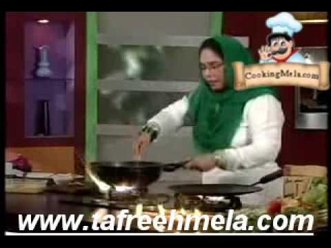 Food evening with Rahat   Malai Kofta Palak, Achari Paratha, Lassi  Part 1 of 2