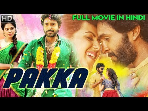 PAKKA (2018) | New Released Full Hindi Dubbed Movie | Vikram Prabhu,Nikki Galrani |South Movies 2018
