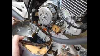 Destape Motor Suzuki GS125