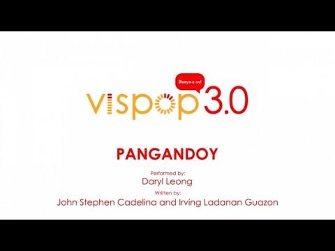 Daryl Leong - Pangandoy (Vispop 3.0 Official Lyric Video)