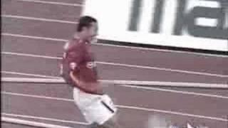 John Carew bei der AS Roma (+ super Song)