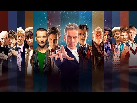 VIDEO: 50 años del Doctor Who!!!