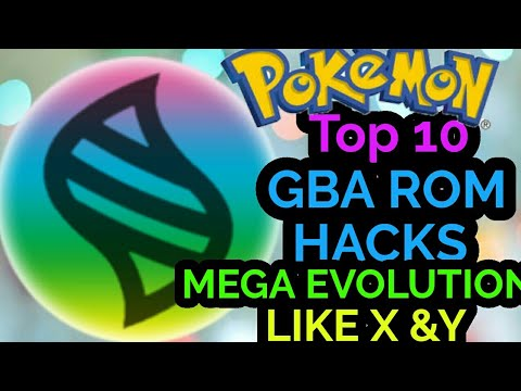 Pokemon x and y gba rom hack free download for android