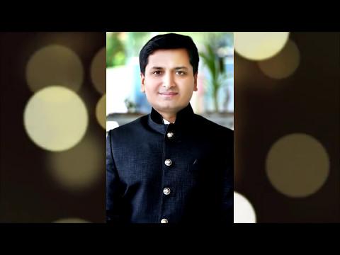 Dr. Ankur Pare | Sociologist, Author & Social Activist
