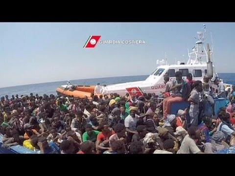 Μεσόγειος: Δεκάδες νεκροί μετανάστες σε ναυάγιο πλοιαρίου