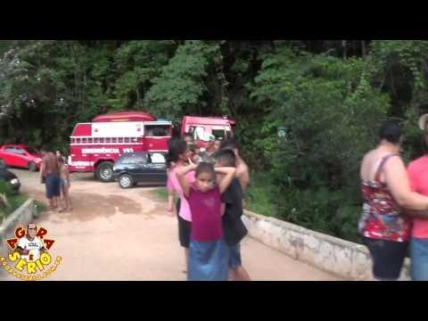 Cachoeira da Morte faz mais 2 vítimas neste domingo dia 31 de Janeiro de 2016