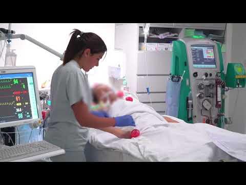 Le service de soins intensifs au Centre Cardio-Thoracique de Monaco