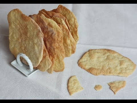 pane senza lievito - ricetta
