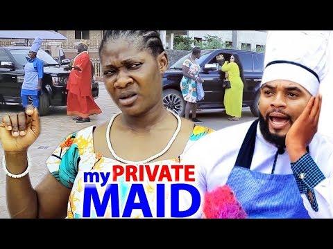 My Private Maid Full Movie - Mercy Johnson 2020 Latest Nigerian Movie Full HD