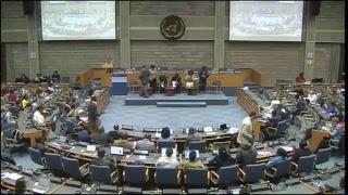 UNEA 3, GMGSF Session 5, Land and Soil Pollution: Sarojeni Rengam talk intervention