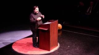 TEDxWilliamsport - Dr. Derek Cabrera - How Thinking Works
