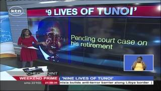 The Nine Lives of Justice Phillip Tunoi