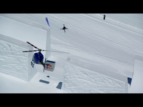 Halfpipe - Help us caption and translate this video on Amara.org: http://www.amara.org/en/v/BGfI/ What began as a 22-foot tall, 550-foot long halfpipe turned into a met...