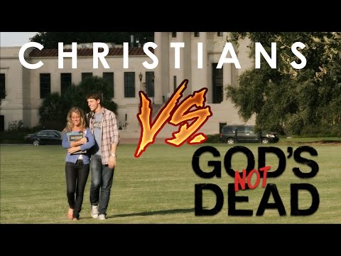 "What do Christians think of ""God's Not Dead""? (2014)"