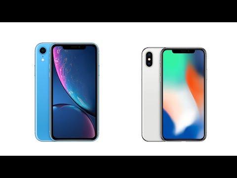 iPhone XR или iPhone X — что лучше купить в 2018 году?