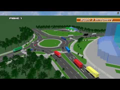 Чи зменшиться кількість ДТП у Рівному на перехресті вулиць Макарова-Дубенська [ВІДЕО]