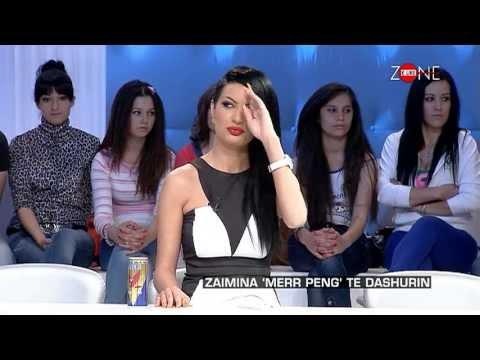 Zone e lire - Zaimina 'merr peng' të dashurin (31 maj 2013)