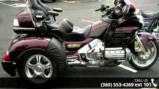 9. 2007 Honda Gold Wing Premium Audio  - Lifestyles Honda - ...