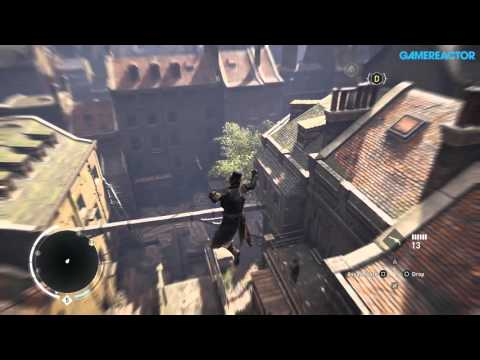 Assassin's Creed: Syndicate – PS4 gameplay – Freeroam with Jacob