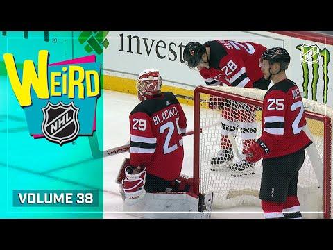 quotHead-Butt - No Goal!quot  Weird NHL Vol. 38