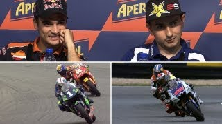 Video MotoGP™ - Lorenzo vs Pedrosa MP3, 3GP, MP4, WEBM, AVI, FLV Desember 2018