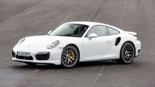 2014 Porsche 911 Turbo&Turbo S : Test Drive