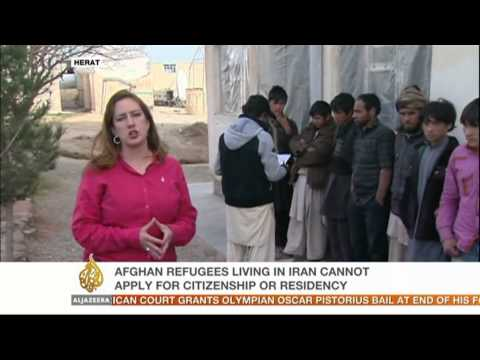 Afghans forced out of Iran face struggles at home