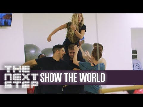 Going On Tour - The Next Step: Show The World #1