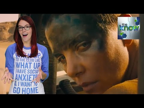 mad - The first Mad Max: Fury Road trailer has been unveiled! Check out the full trailer here: https://www.youtube.com/watch?v=akX3Is3qBpw News By: Meg Turney Hosted By: Meg Turney Music By: @EvGres...