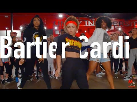 "Cardi B - ""Bartier Cardi"" | Phil Wright Choreography | Ig : @phil_wright_"