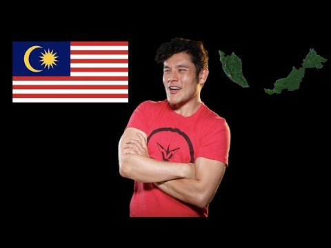 Geography Now! MALAYSIA