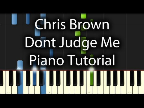 Don't Judge Me - Chris Brown video tutorial preview