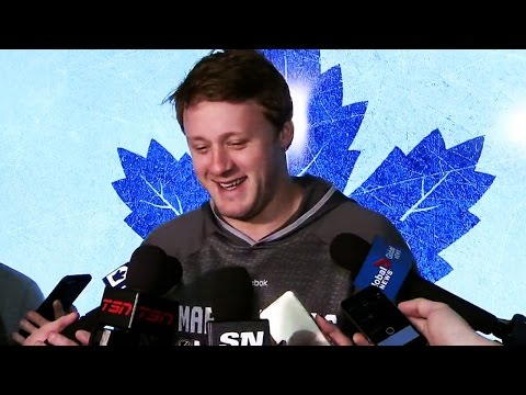Rielly: The way it looked pretty much the way it felt