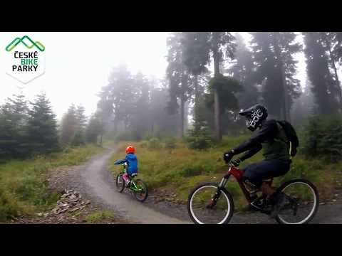 (cz) Trail Park Klínovec 2017 Nejmladší mapérka