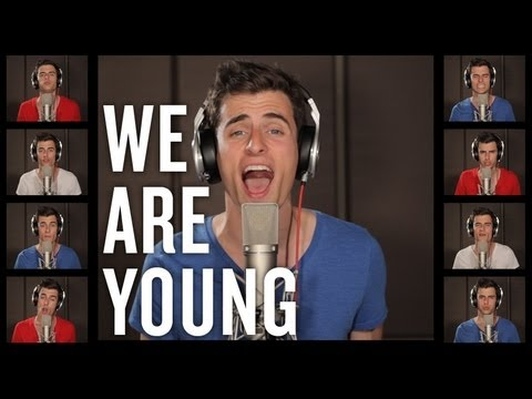 young - My a capella version of