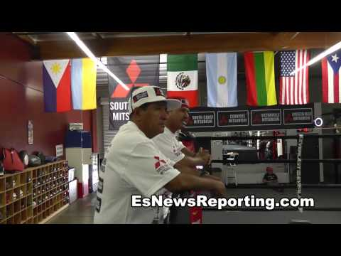 Fitness - In this http://www.esnewsreporting.com video we take a look at the story behind the story. EsNews is a sports channel talking to stars, celebs, trainers, fans and reporters. Follow us on...