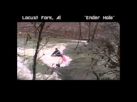Killing Time – White Water Kayaking in the South East
