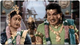 Video Relangi Afraid of Savitri Behaviour at Marriage Hilarious Comedy Scene || Mayabazar Movie MP3, 3GP, MP4, WEBM, AVI, FLV Juni 2018