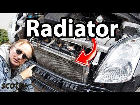comment demonter radiateur astra g