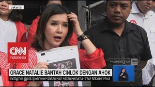 Video Grace Natalie Bantah Cinlok Dengan Ahok MP3, 3GP, MP4, WEBM, AVI, FLV April 2019