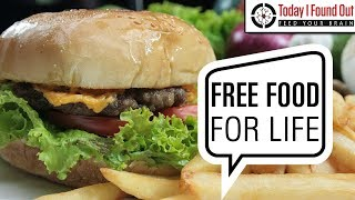 Video Does McDonald's or Burger King Really Hand Out Cards Granting You Free Food For Life? MP3, 3GP, MP4, WEBM, AVI, FLV Januari 2018