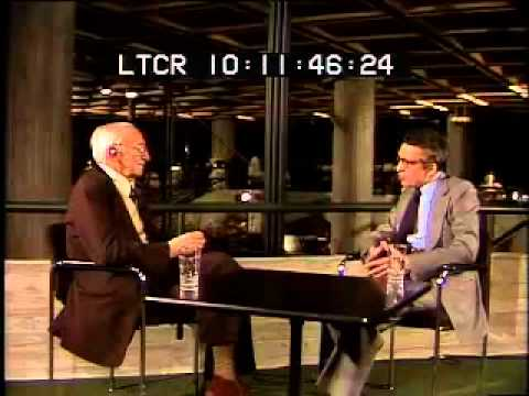 hayek - Bernard LEVIN in conversation with economist Professor Freidrich HAYEK. Broadcast: 31st May 1980 at the University of Freiburg.
