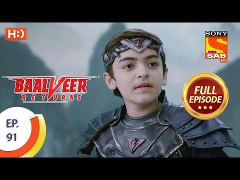 Baalveer Returns - Ep 91 - Full Episode - 14th January 2020